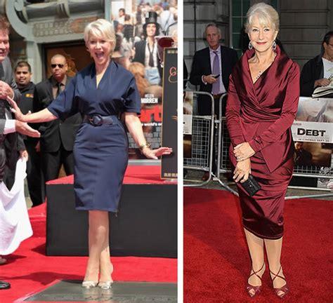 Style icon Helen Mirren ? Possibly the best dresses women