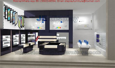 mobile phone products mobile phone electronic products store interior design in