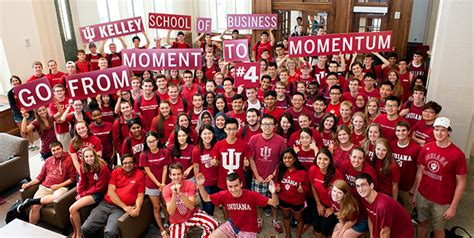 Iu Mba Admitted Students indiana kelley school of business