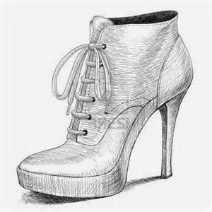 imagenes de zapatos a lapiz glenn ramglez google