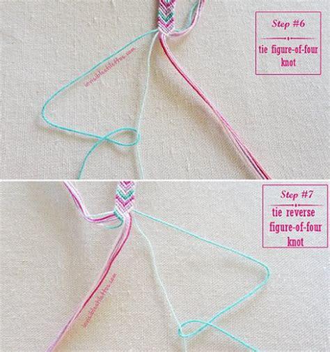 nudos de macrame paso a paso c 243 mo hacer pulseras de macram 233 chevron o flecha paso a paso