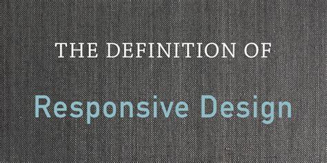 design hub definition responsive design defined in a single gif