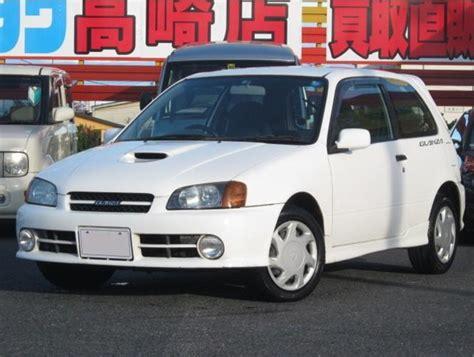 Toyota Glanza For Sale In Sri Lanka Toyota Starlet Glanza V Turbo 1998 Used For Sale