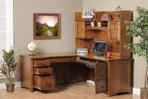 Desk Hutch Office Furniture Rivertowne Desk With Hutch Frontier
