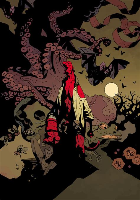 hellboy an assortment of the 25 best hellboy comics ideas on hellboy online superheroes and mike mignola