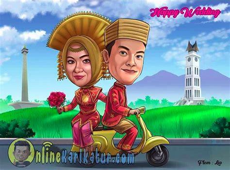 Karikatur Kado Pernikahan rekomendasi kado pernikahan untuk sahabat yang paling