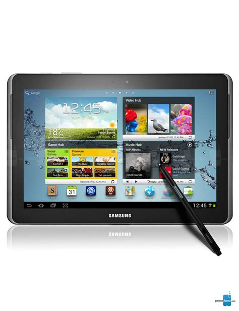x samsung note samsung galaxy note 10 1 specs