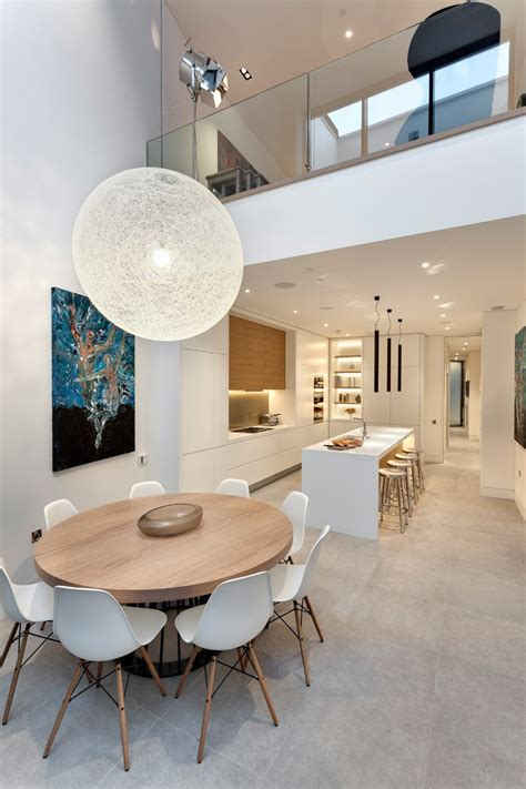 narrow house interior design a narrow 19th century building transformed into contemporary london living2014