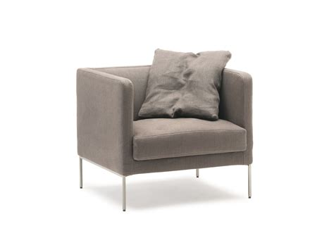 simple armchair easy lipp armchair by living divani design piero lissoni