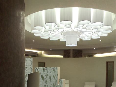 ladari interni illuminazione a led interni led ceiling light napitia by