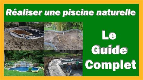 Construire Sa Piscine Naturelle 3888 by Construire Sa Piscine Naturelle Comment Construire Une
