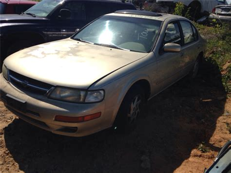 Ottos Auto Sales by 1998 Nissan Maxima For Sale Carsforsale