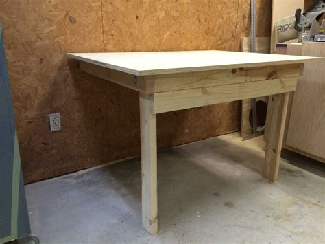 fold away work bench diy folding workbench wilker do s