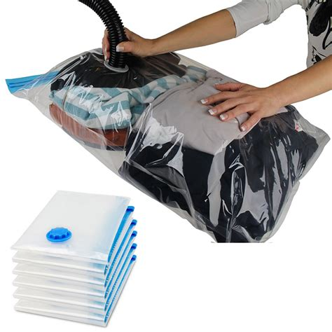 comforter vacuum storage bags large space save storage vacuum seal bags clothes bedding