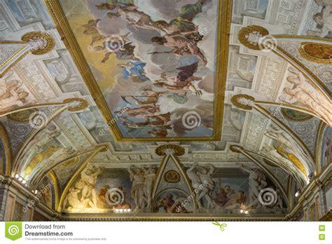 pittura soffitto pittura di arte soffitto in villa borghese roma