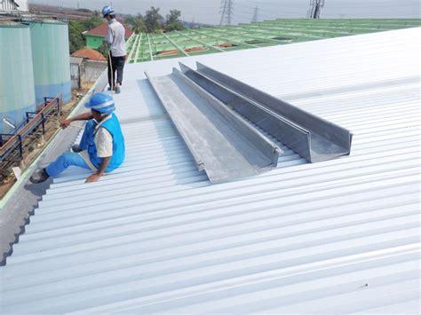 Karpet Untuk Talang Air talang air fiberglass fibre gutter pt garuda jaya fiberindo