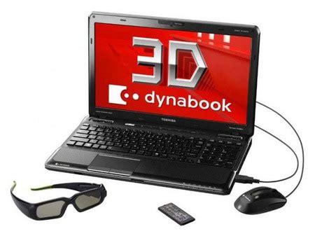 toshiba dynabook qosmio d710 3d laptop review specs price review unit