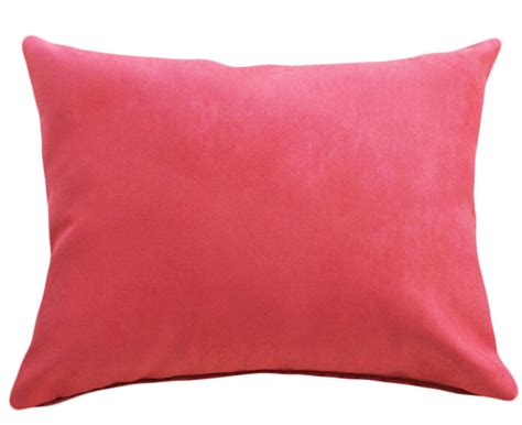 pretty pink pillows 14x18 oblong lumbar pillow by