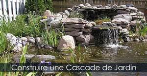 bassin de jardin avec chute d eau meilleures id 233 es