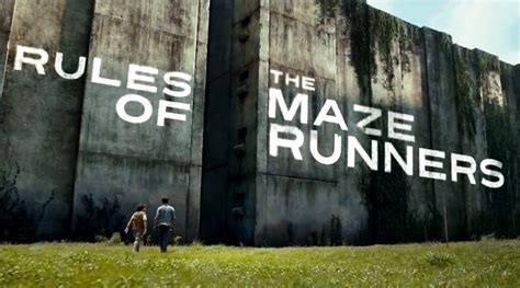 film yang mirip dengan maze runner tegangnya lewati labirin di trailer baru the maze runner