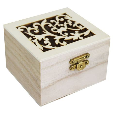 Gift Box Storage By Gizelshop 5 small wooden boxes craft storage at the works