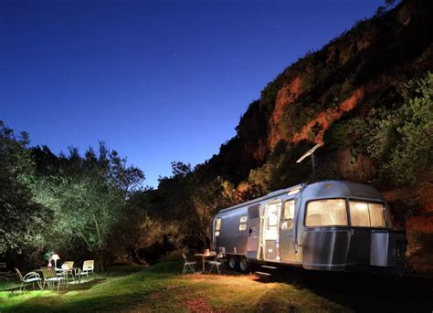 airbnb airstream retro airstream on airbnb 16 vacation homes you can rent