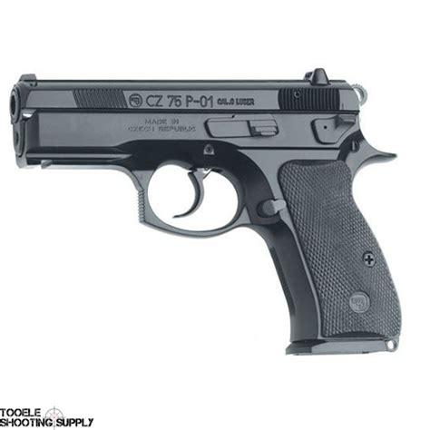 best frame compact cz 75 p 01 compact 9mm semi auto pistol alloy frame