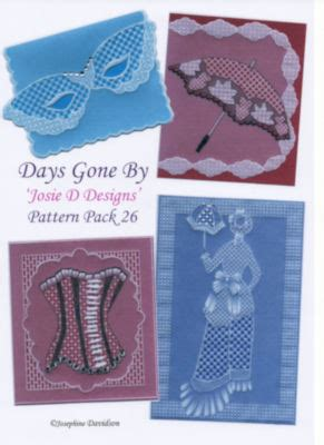 pattern maker of days gone by pattern 26 days gone by parchment worldwide