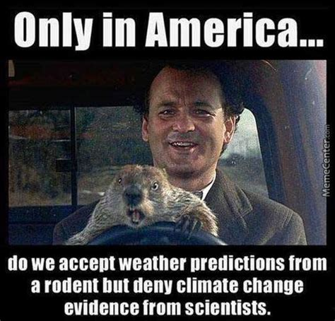 Bill Murray Groundhog Day Meme - 9 things that would happen if groundhog day was a major