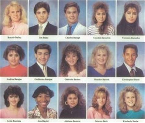 American Hair Style Books Pictures by Hairdos 1988 Woodrow Wilson High School Yearbook