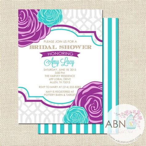 diy printable bridal shower invitations bridal shower invitation wedding shower invitation