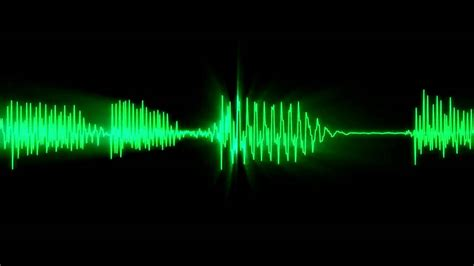sound wave audio waves youtube