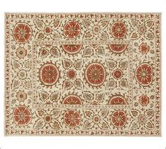 pottery barn suzani rug rugs and carpets on area rugs rugs and kilim rugs