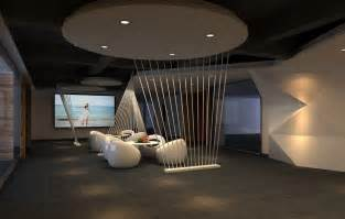 company relaxation room interior design