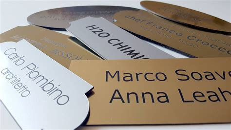 targhette ufficio targhette per porta casa ufficio personalizzabili
