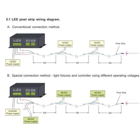 dmx lighting wiring wiring diagram with description