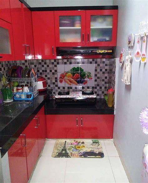 desain keramik dapur hitam putih kitchen ideas
