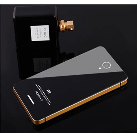 Tempered Redmi Note 2 aluminium tempered glass for xiaomi redmi note 2