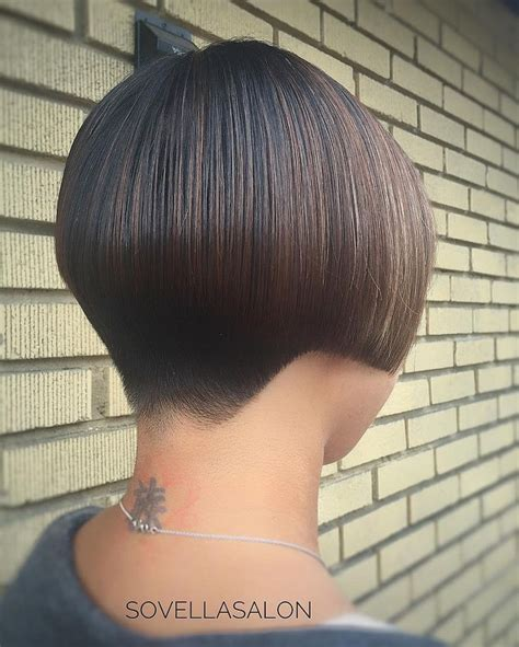 bob haircuts with shaved necks 198 best images about short bob hairstyles on pinterest