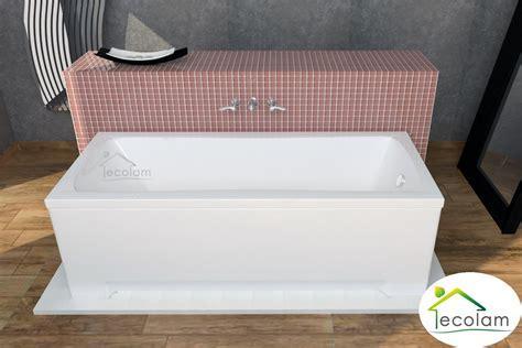 optima badewanne badewanne wanne rechteck 160 x 70 cm ohne mit sch 252 rze ab