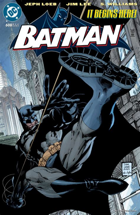 Poster Komik Jim Lees Batman Hush 2 40x60cm batman 608 hush chapter one the ransom issue