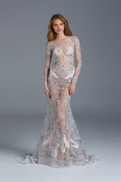 Dress Mesya Biru paolo sebastian summer 2015 2016 bridal collection