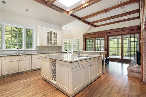 Real Estate Floor Plan App traditional kitchen with undermount sink by home