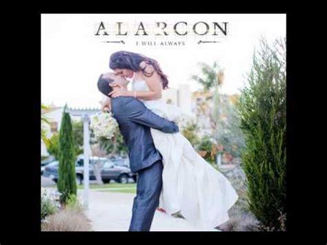 Wedding Song Always by Alarcon I Will Always Radio Edit Feat Brandon Saller