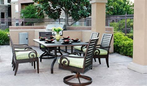 patio renaissance naples outdoor dining furniture