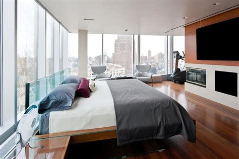 innovative manhattan penthouse apartments cool and best