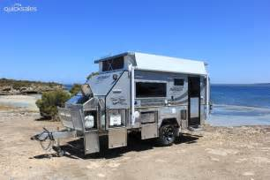 Pop Up Trailer With Shower And Toilet by 2015 Peninsula Caravans Trail Runner Off Road Quicksales