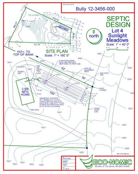 layout plan of septic tank preparing gravity septic system plans whether you are a