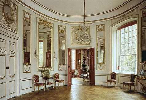 Drottningholm Palace Interior by A Look The Pavilion At Drottningholm Palace