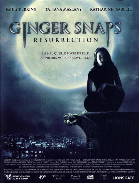 ginger snaps 2 unleashed 2004 movies film cine com